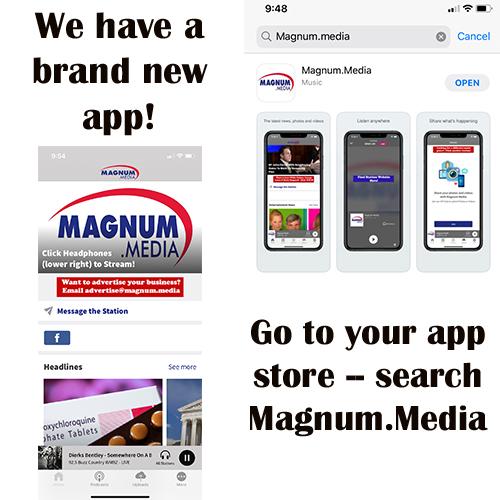 Listen On Our App!