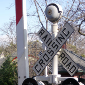 Railroad Track Repairs Will Close Portion Of Grant Road This Week