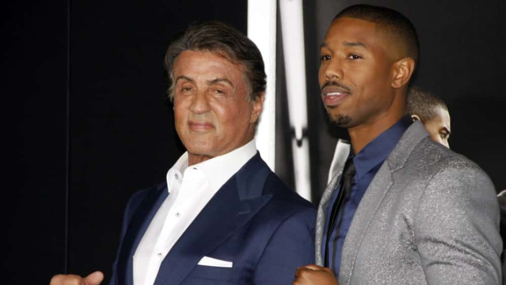 "Michael B. Jordan And Sylvester Stallone Return In First ""Creed II"" Trailer"