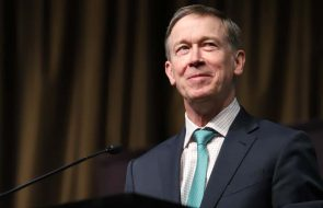 Former Colorado Governor John Hickenlooper Ends Presidential Campaign For 2020
