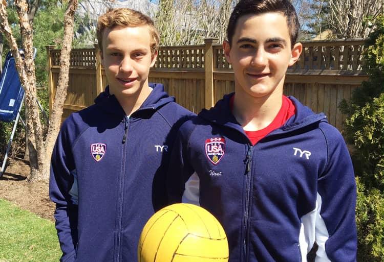 Greenwich Y water polo sending 10 teams to Junior Olympics