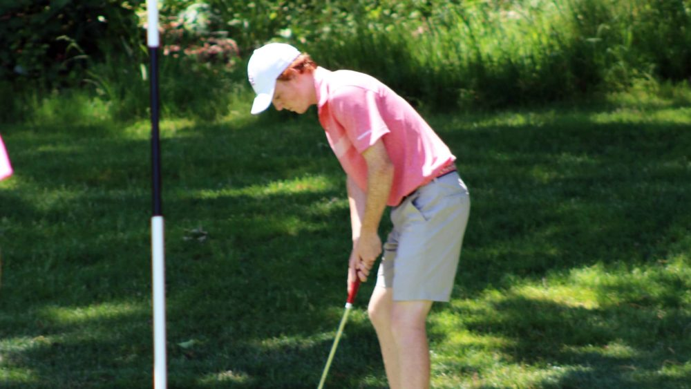 The Greenwich High School boys' golf team, a squad with no varsity experience to start the spring season, finished runners-up at this year's FCIAC tournament.