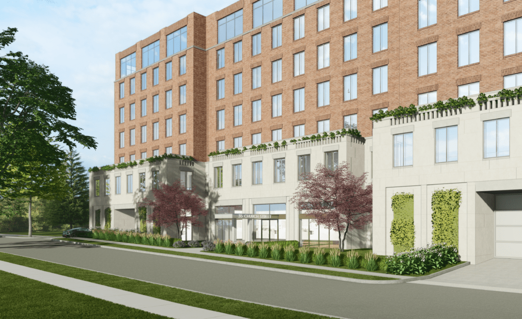 Downtown Proposed Apartments Seek to Address Demand for Market-Rate, Affordable Rentals