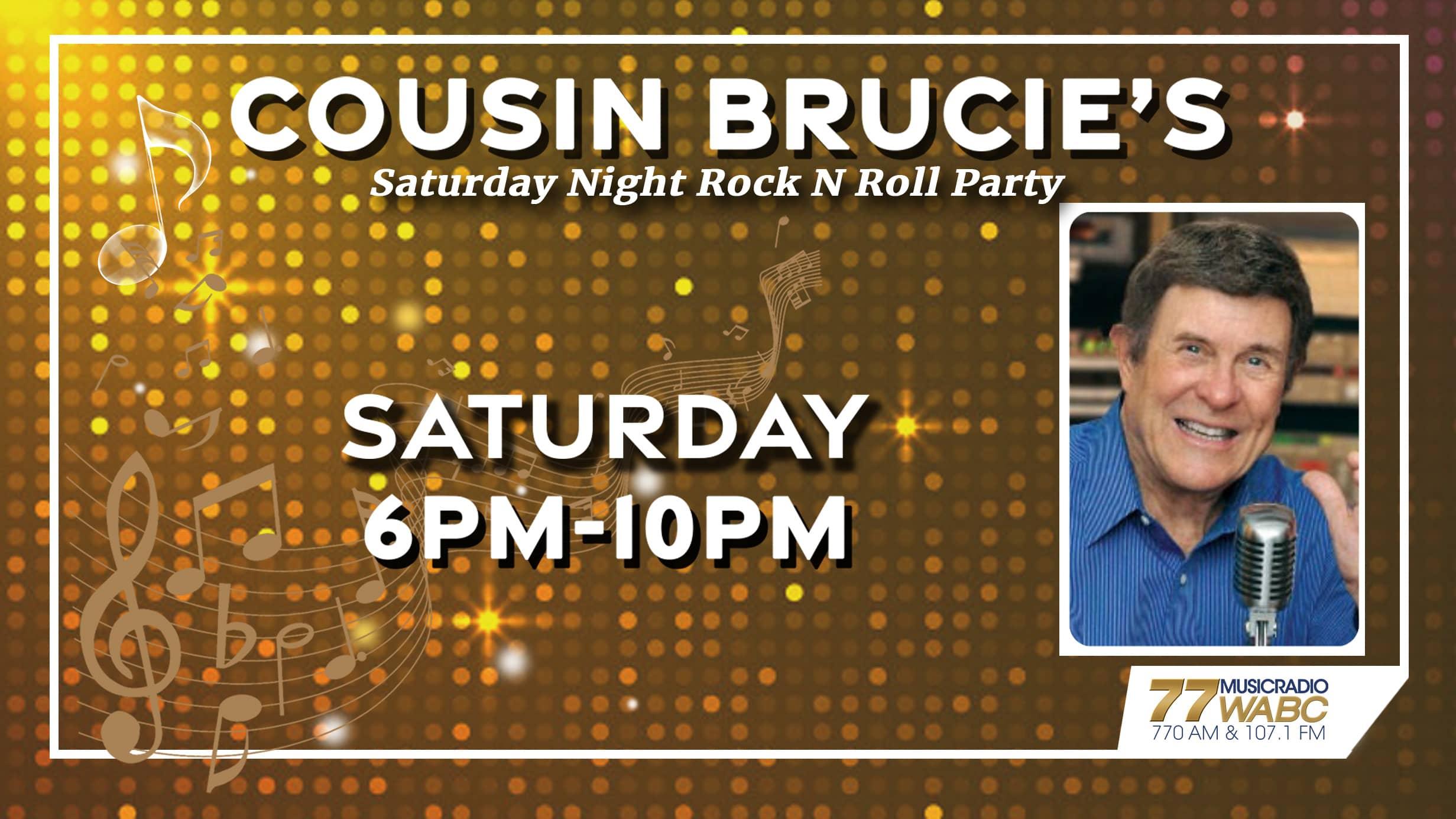 Cousin Brucie