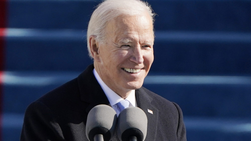President Joe Biden Inauguration