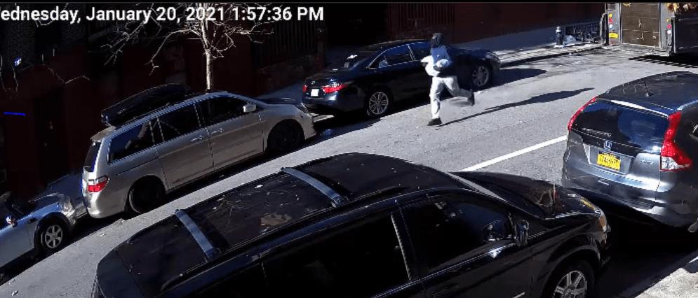 Brinks armed robbery