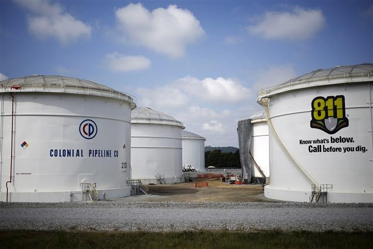 pipeline gas