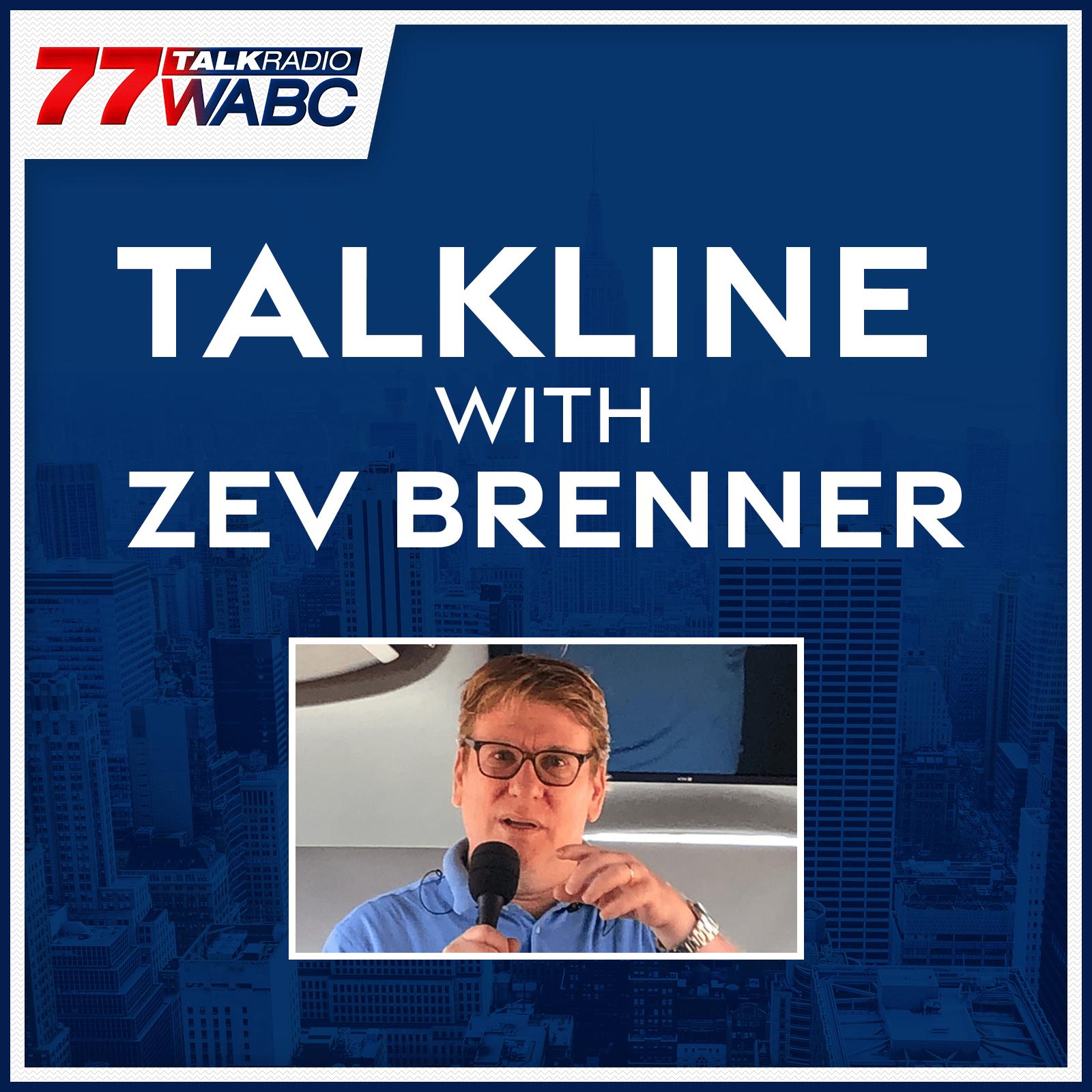 Talkline with Zev Brenner
