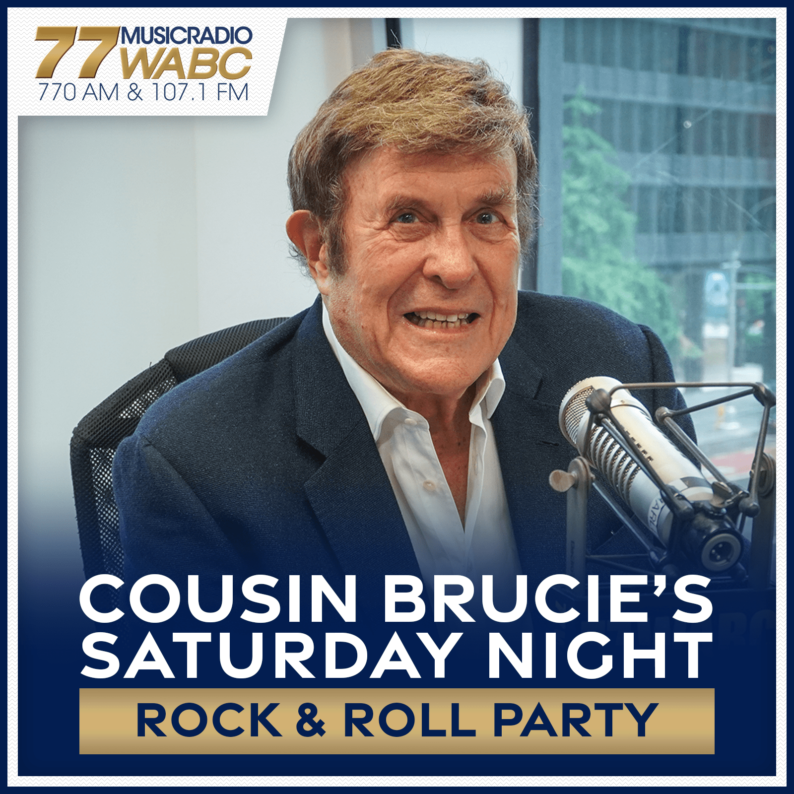 Cousin Brucie's Saturday Night Rock & Roll Party