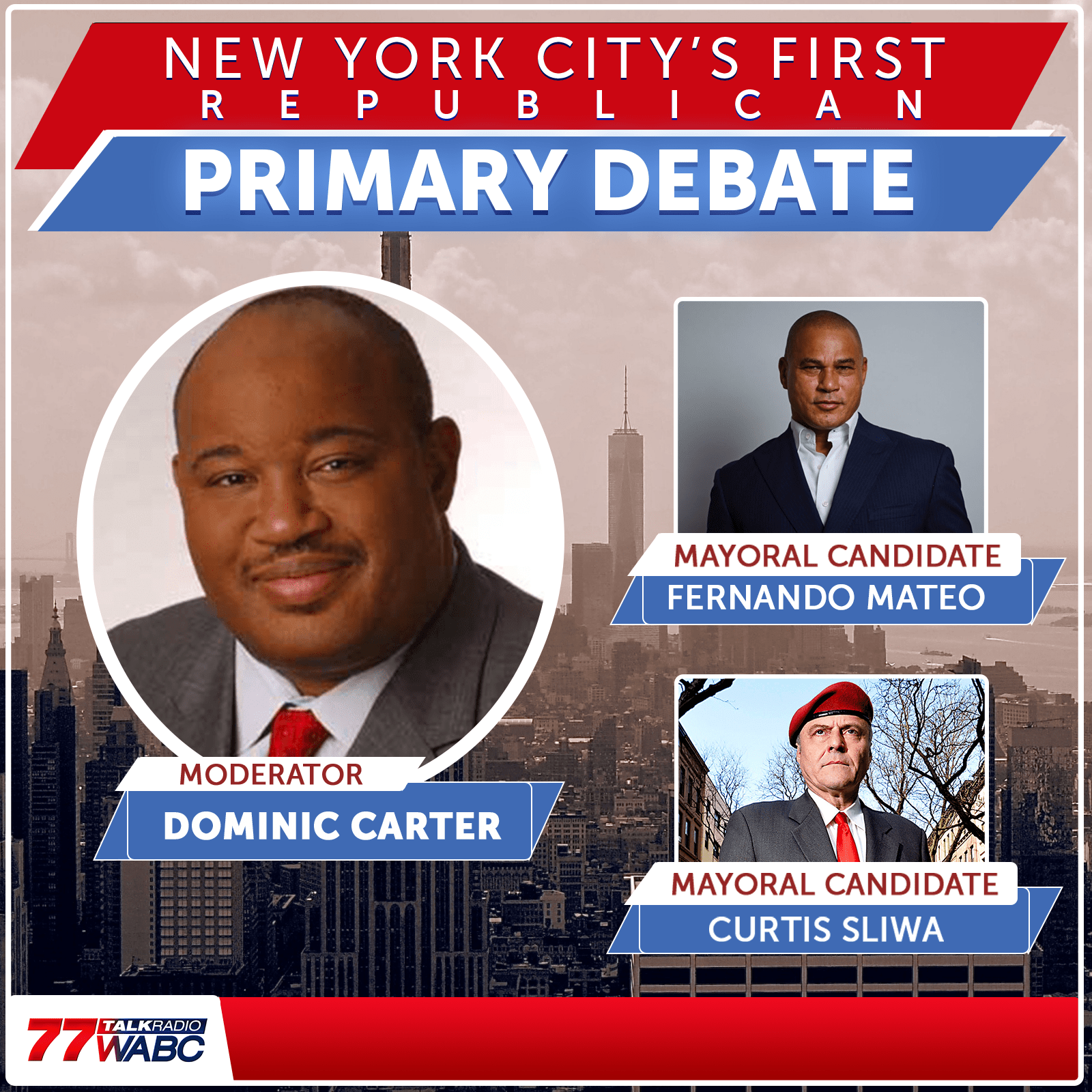 Republican NYC Mayoral Debate