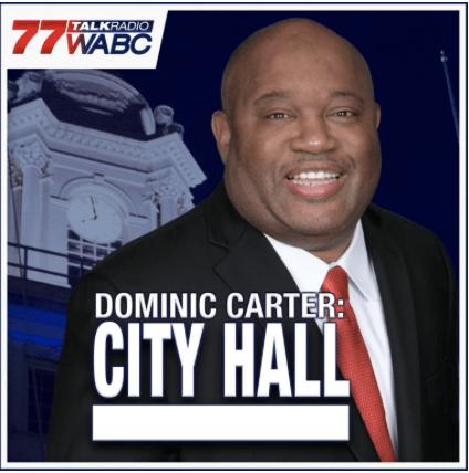 Dominic Carter: City Hall