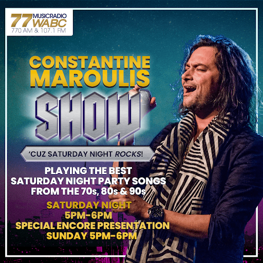"Constantine Maroulis Show ""Cause Saturday Night Rocks!"