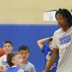 TyTy Washington will spread his happiness in Kentucky
