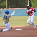 Cameron Clamps Down on Hoppers in 7-2 Muhlenberg Win (w/PHOTOS)
