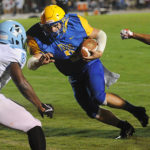 GAME STATS – Caldwell County 24 Union County 13