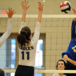 PHOTOS – Caldwell Volleyball Drops 2 to Graves