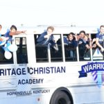 VIDEO – Heritage Christian State Soccer Championship Parade