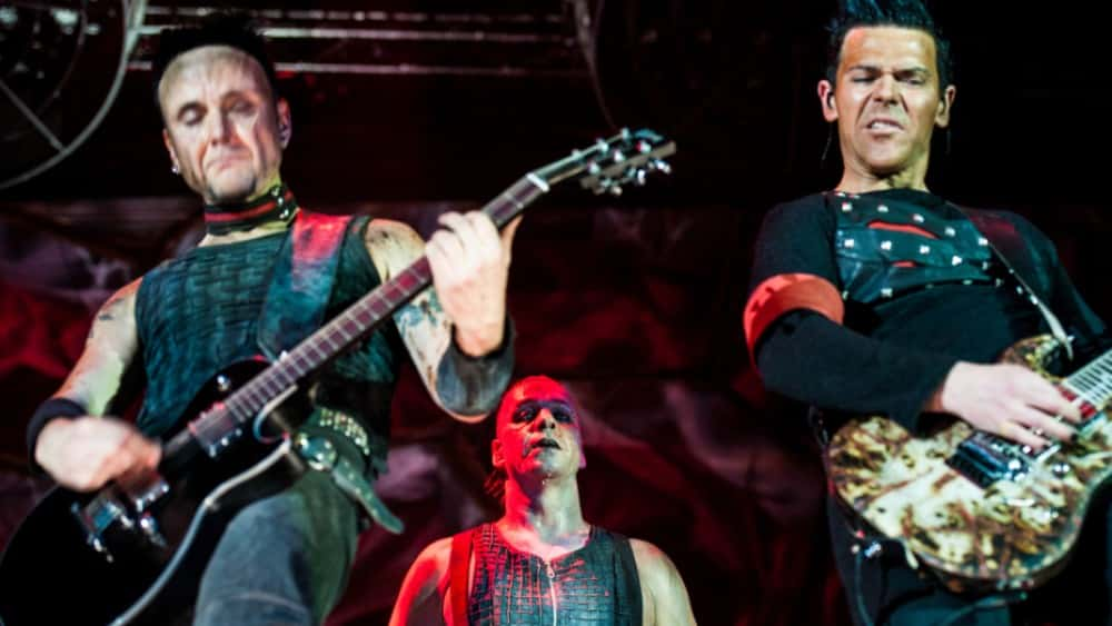 Rammstein Share Details On New Album For Spring 2019 Release