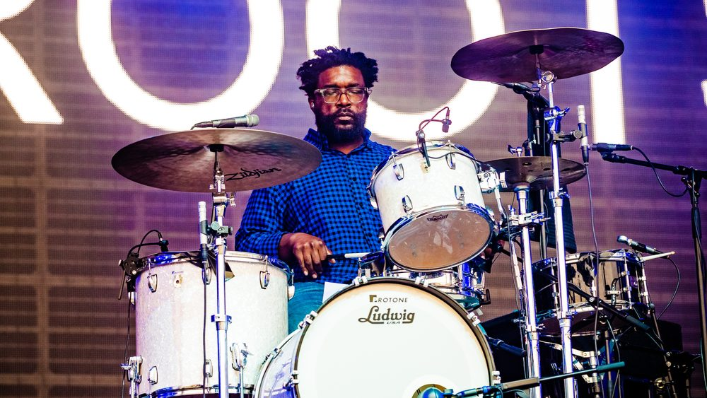 Questlove announces new book 'Music is History' to be released October 12