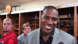 Antonio Gates by Marty Caswell
