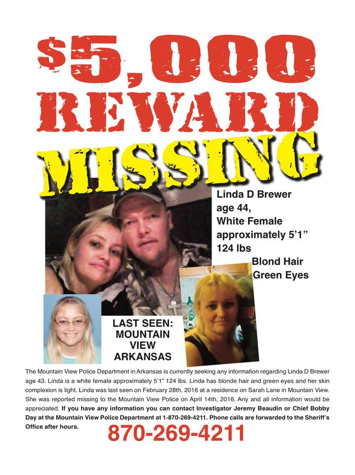 Brewer missing