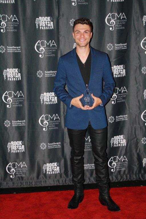 Cory Jackson - 2018 Award