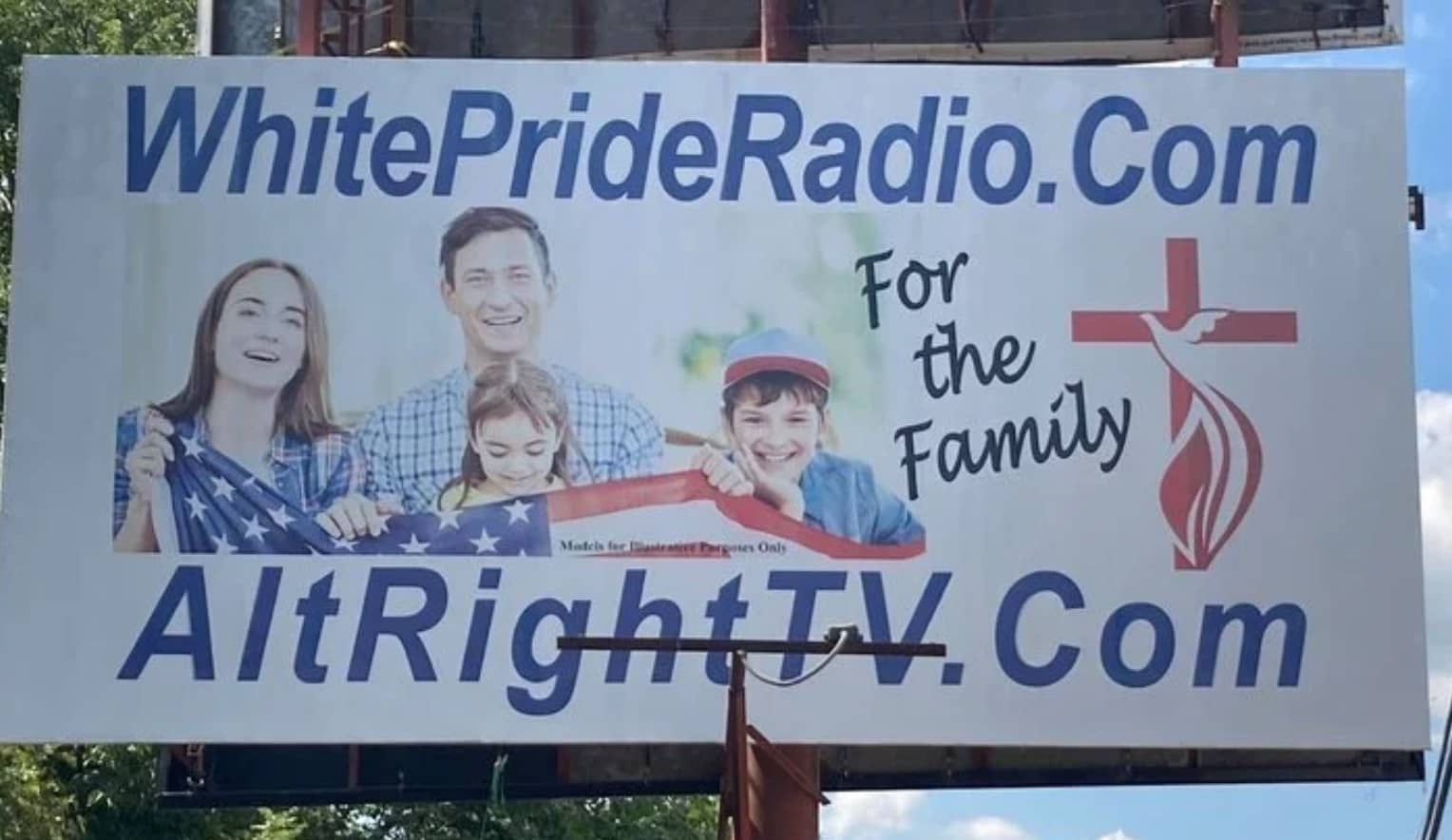 White Pride Radio Harrison
