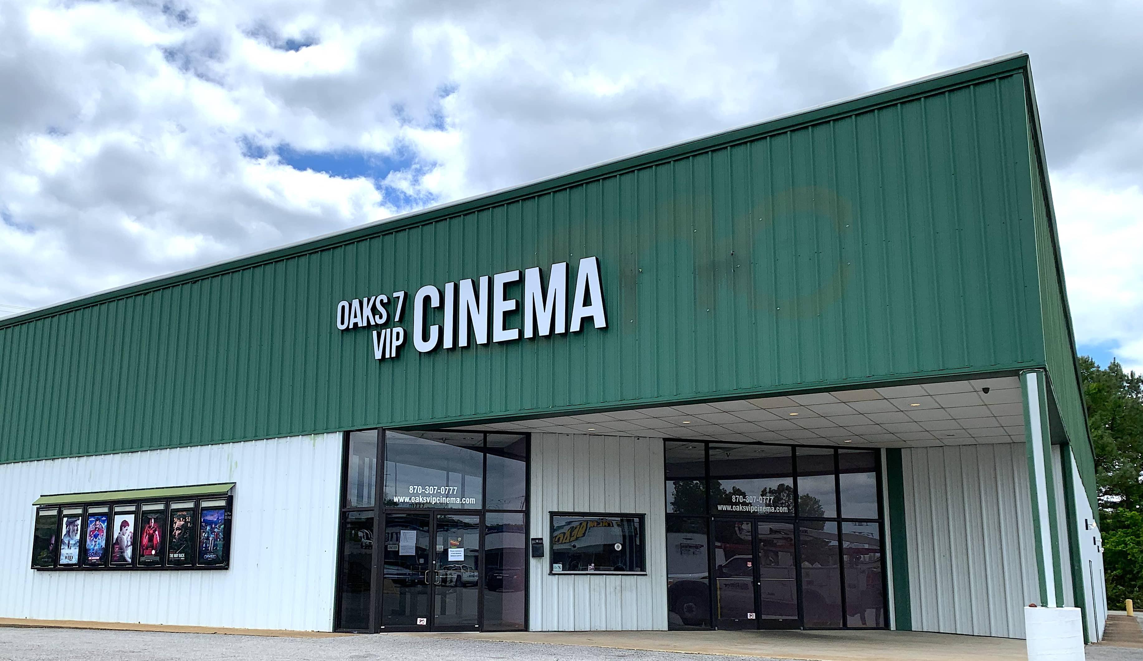 Oaks 7 Cinema