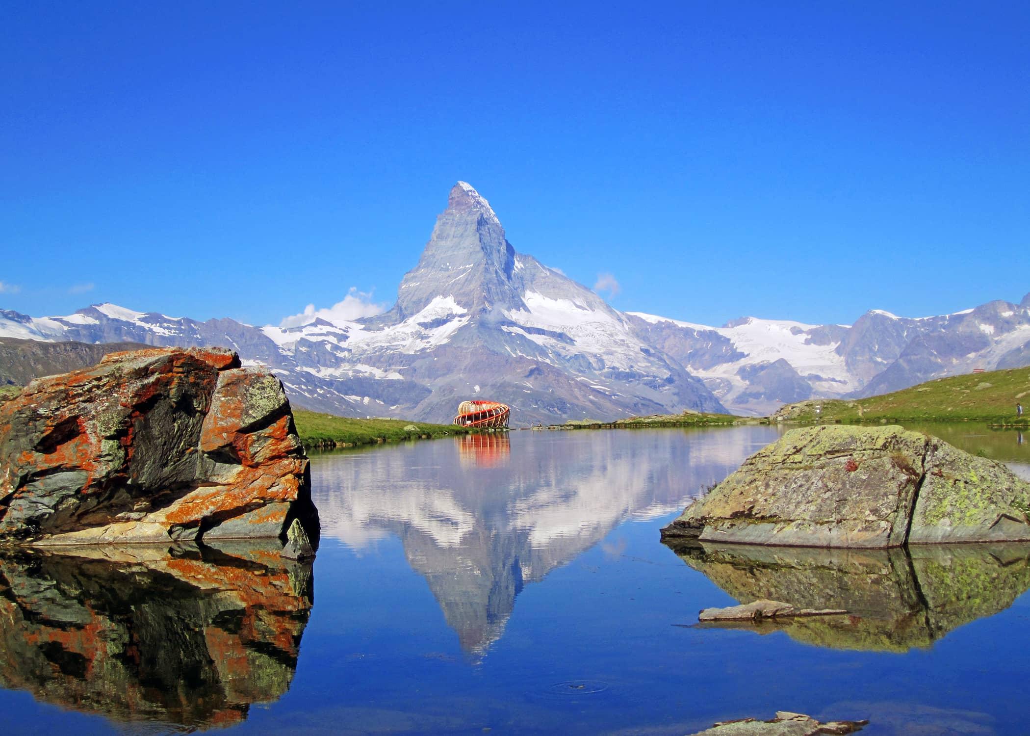Matterhorn Perfect Day 7-2010