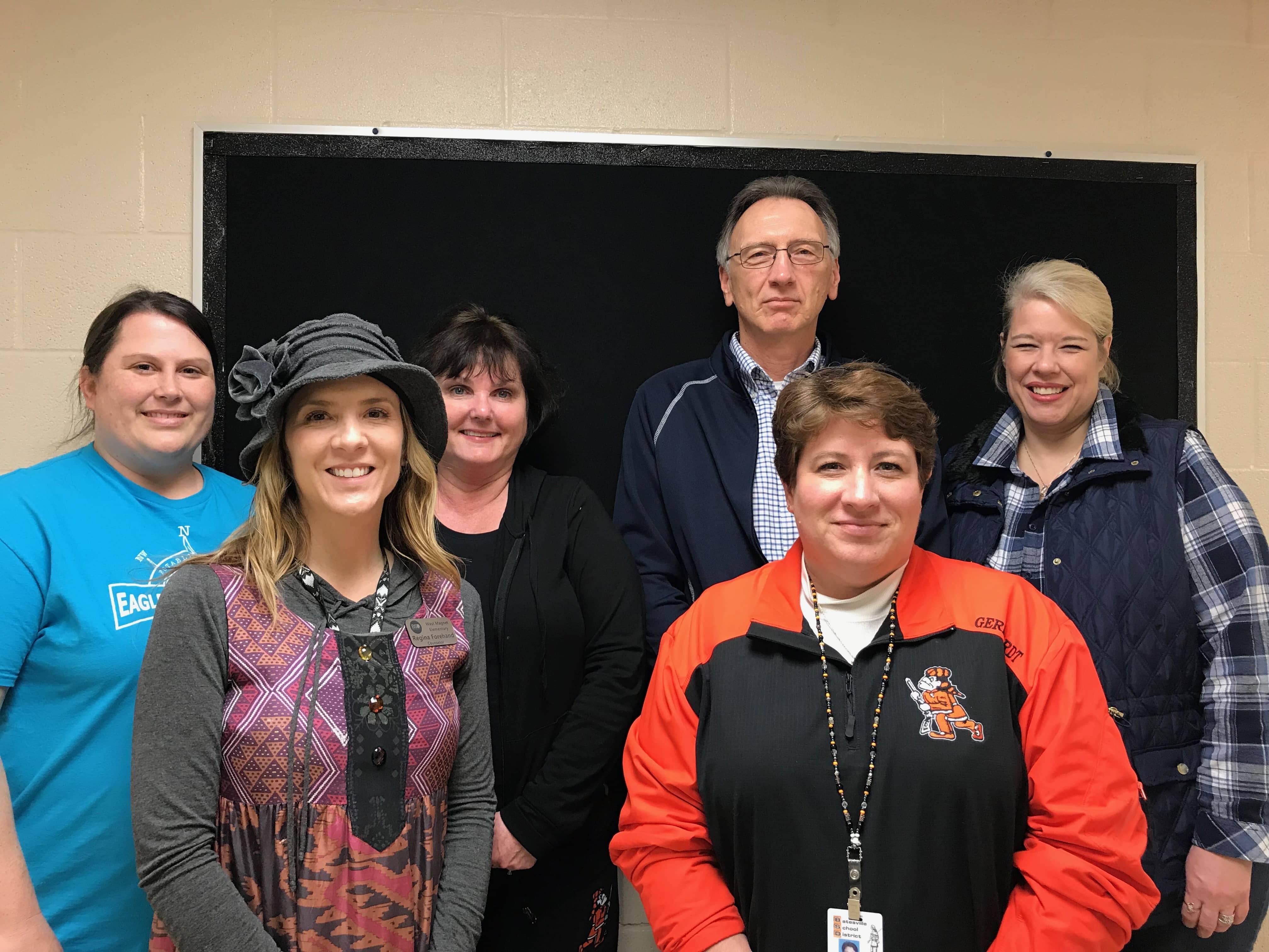 Counselors at BSD