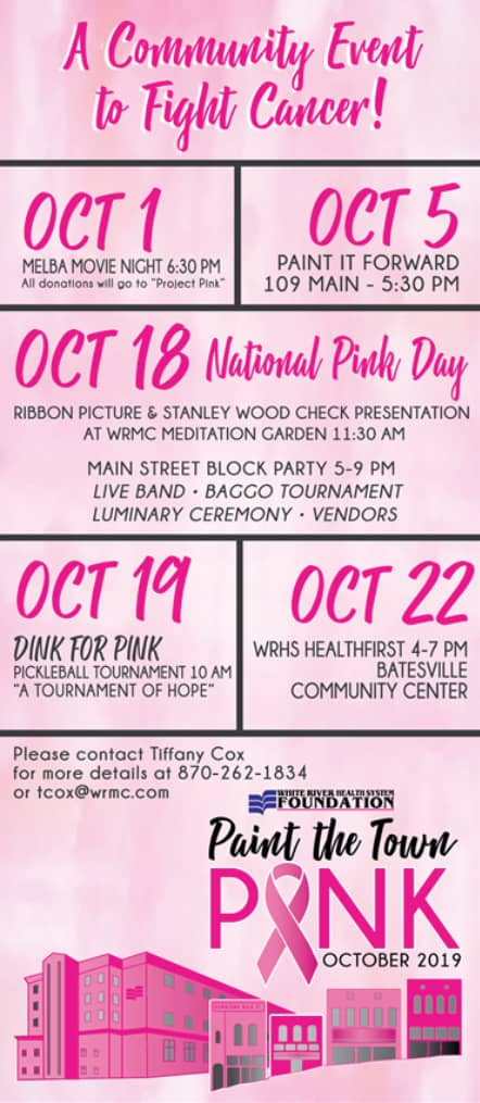 Paint the Town Pink 2019 schedule.jpg