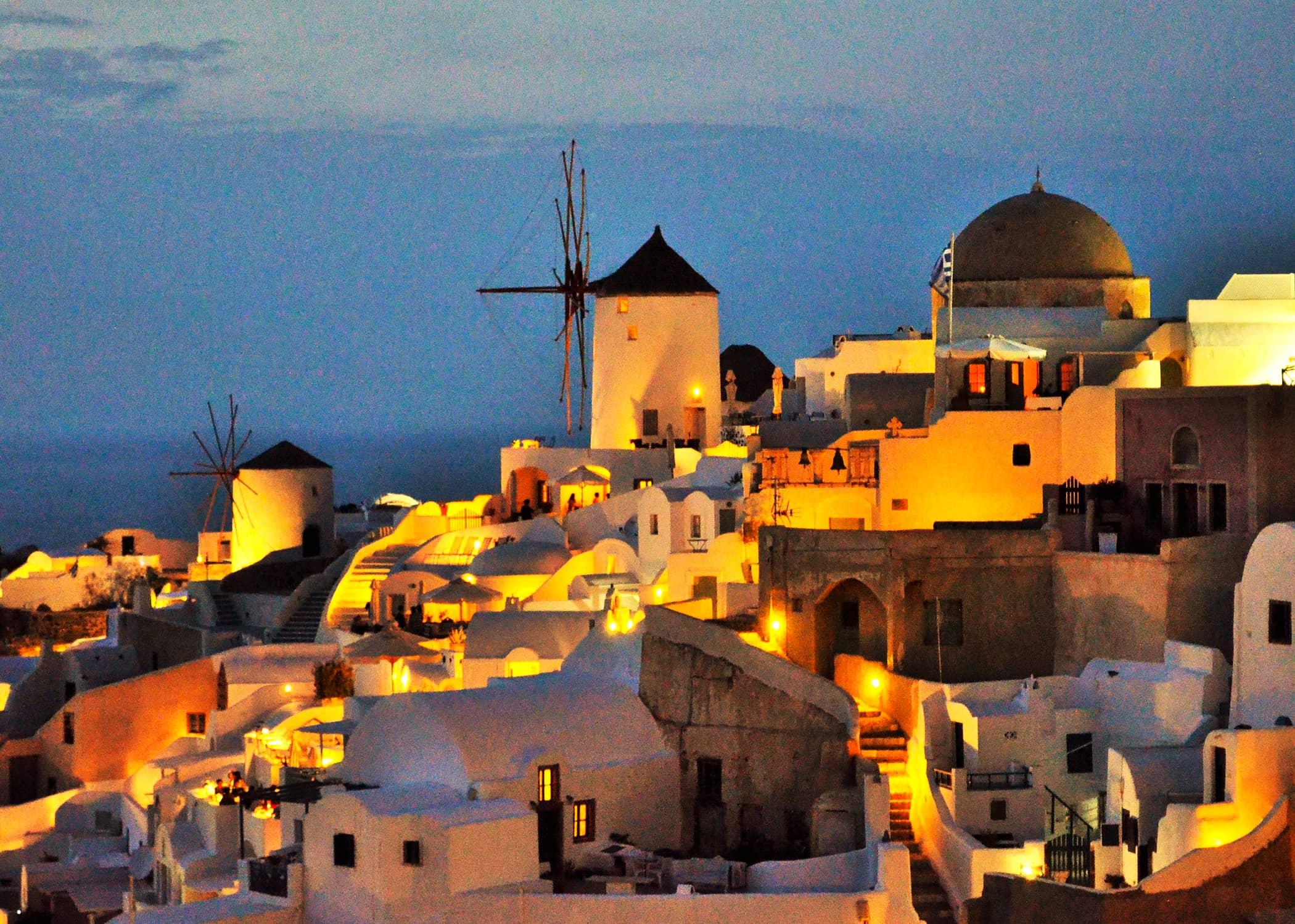 Collette - Greece - 4 - Santorini