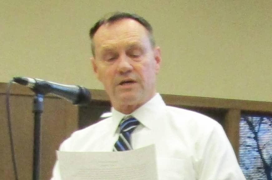 Mayor Elumbaugh