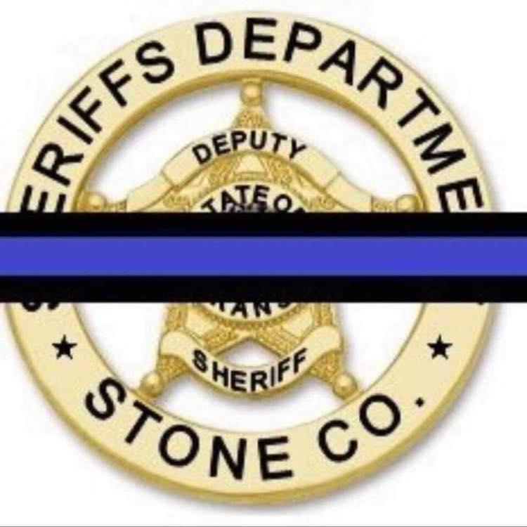 Stone County Badge memorial