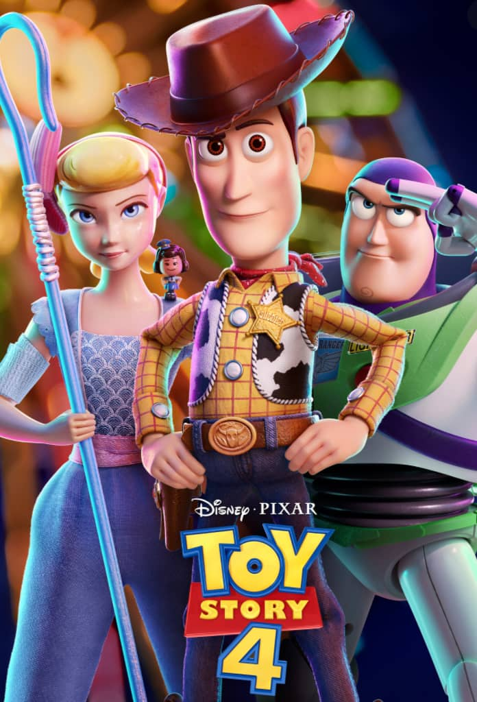 toy story 4 one sheet