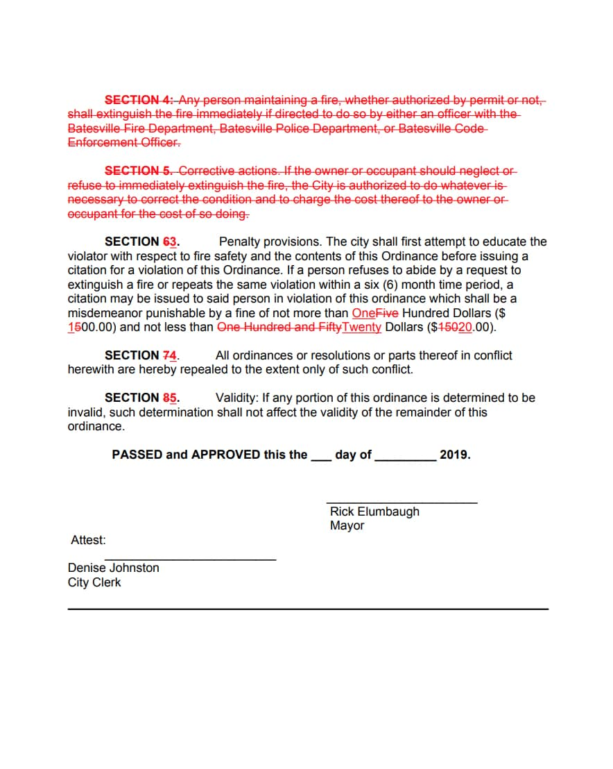 Reed's Proposed Burn Ordinance Page 3