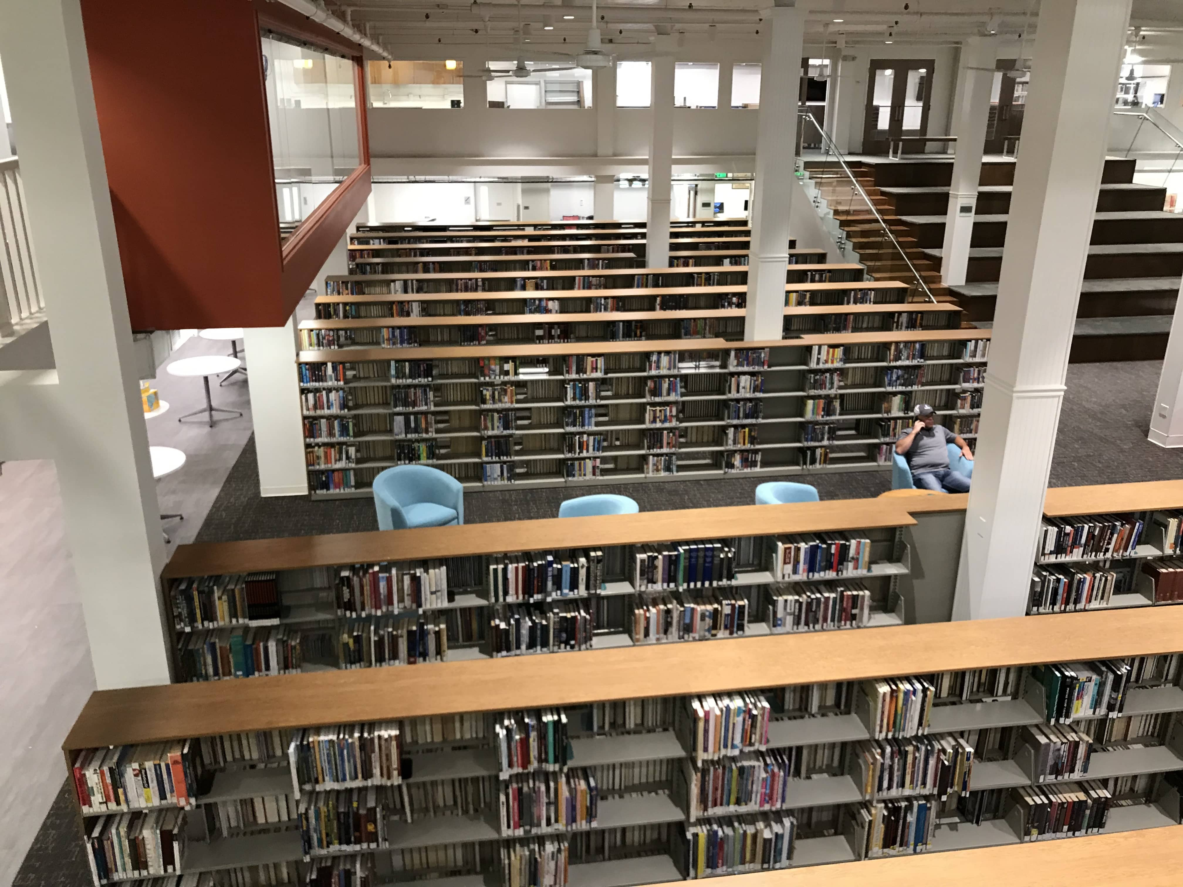 Library top 1