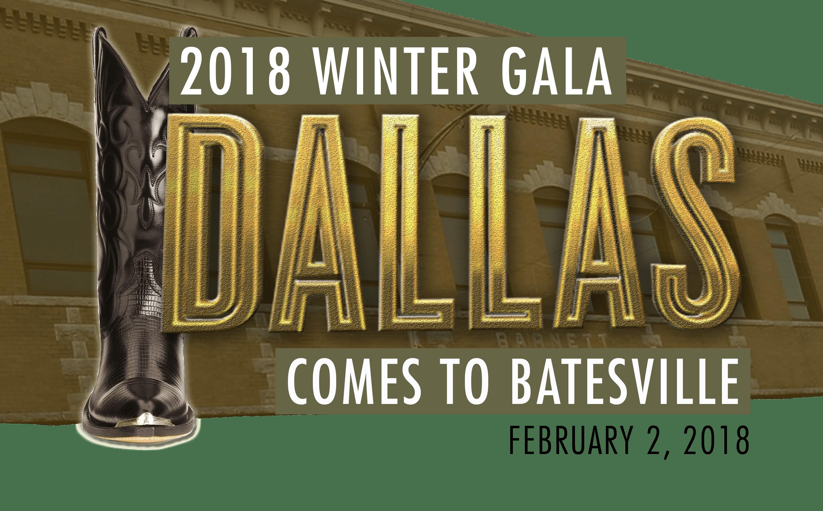 2018 Winter Gala Logo