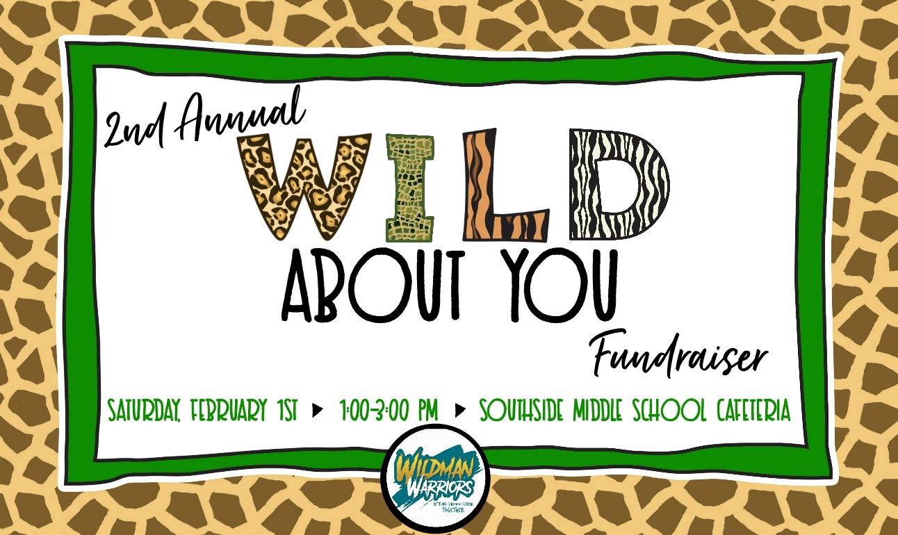 Wild About You Fundraiser