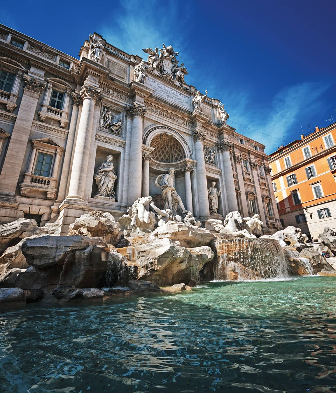 Photo - Trevi Fountain - Rome