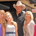 Alan Jackson writes and records song with his daughter after the tragic death of her husband