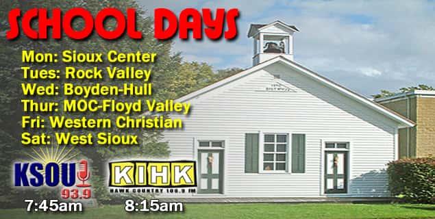 Sioux County Radio Ksou Fm 93 9 Ksou Am 1090 K268cz 101 5 Fm