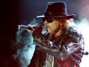 Axl Rose from Guns N Roses