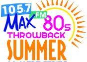 Max 80s Throwback Summer Concert Series