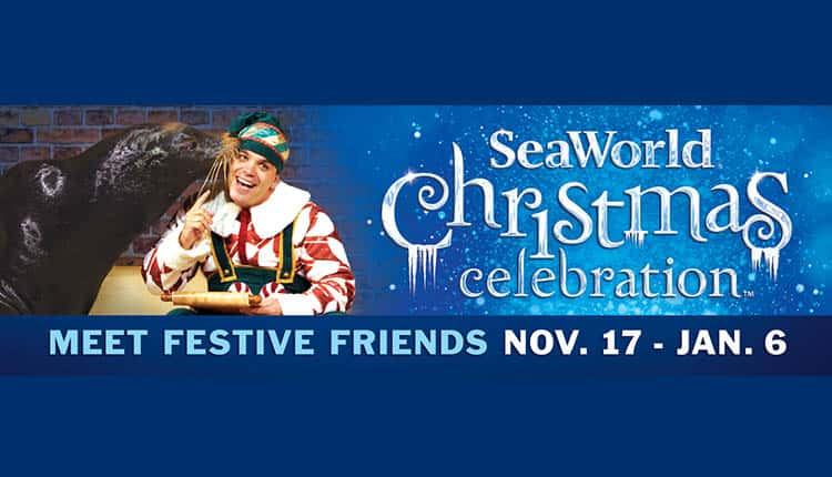 SeaWorld Christmas Celebration
