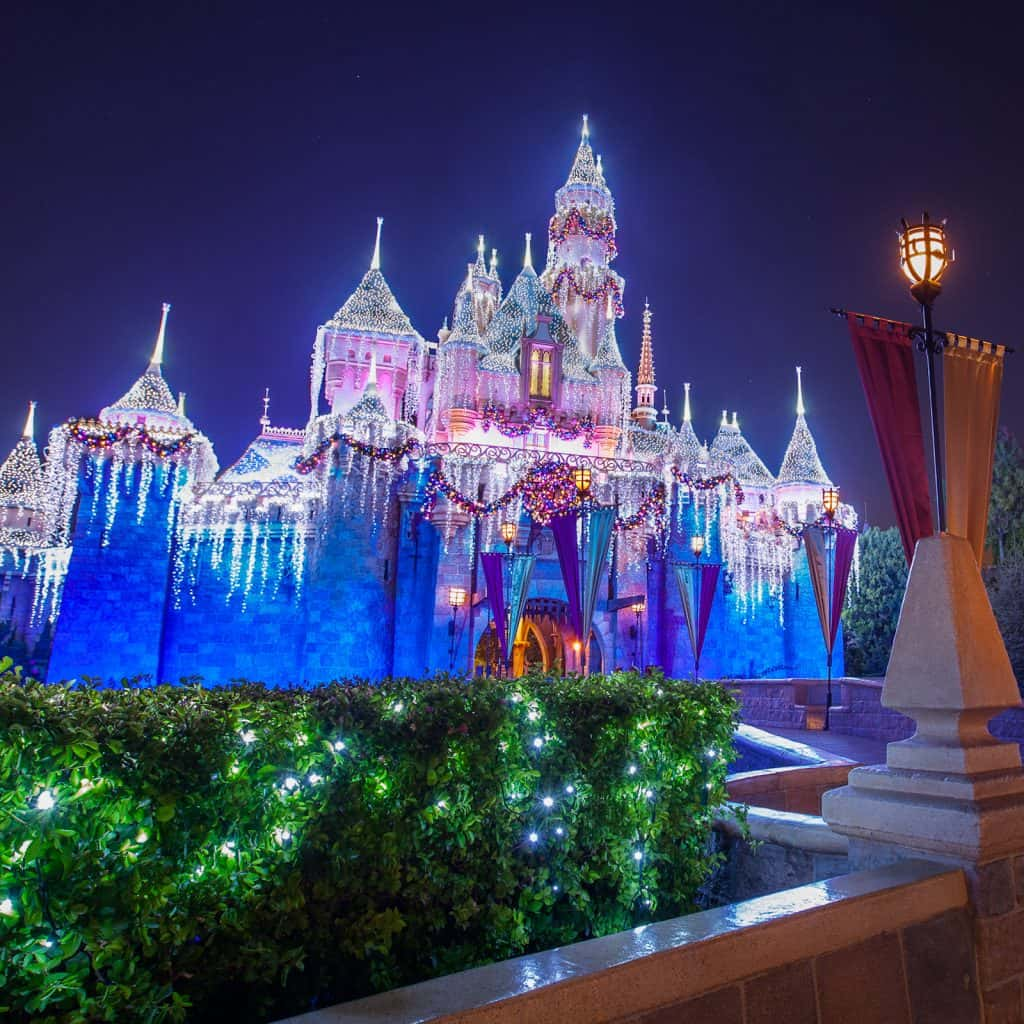 Christmas Decorations For Disneyland