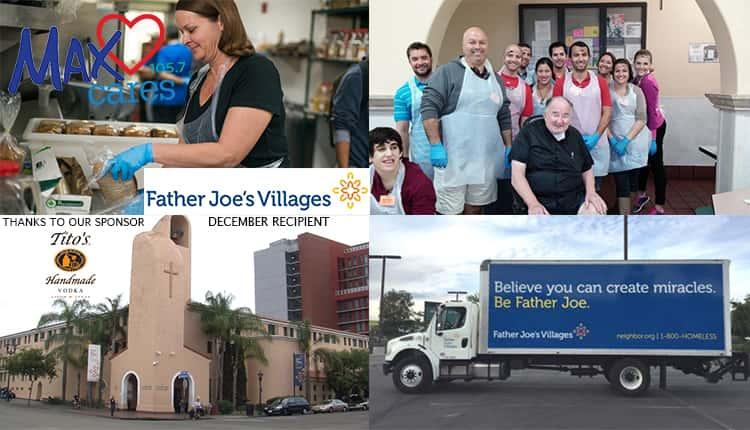 Max Cares: Father Joe's Villages