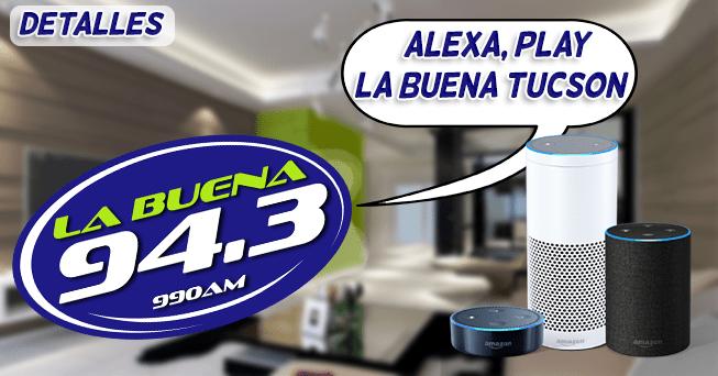 Alexa y La Buena