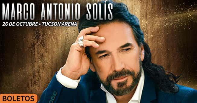 Marco Antonio Solís - buy tickets