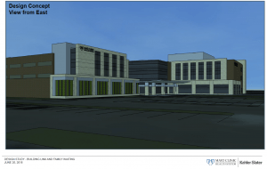 Expansion to Mayo Clinic Health System Campus in Austin